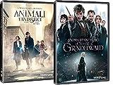 Animali Fantastici - Dove Trovarli + I Crimini di Grindelwald - (2 Film DVD) Edizione Italiana