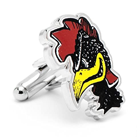 NCAA Vintage College Cufflinks - South Carolina Gamecocks (PD-VSCA-SL)