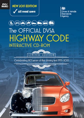 The official highway code interactive CD-ROM Test