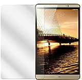 dipos I 2X Protection ecrán Compatible avec Huawei Mediapad M2 8.0 Films de Protection d'écran Transparent
