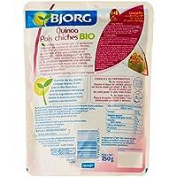 Bjorg Doypack Quinoa Pois Chiches 250 g Bio - Lot de 3