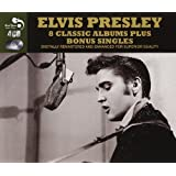 8 Classic Albums Plus Bonus Singles [Audio CD] Elvis Presley