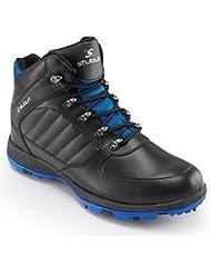 Stuburt Mens Cyclone Boot Mens Black/Blue 11 Regular Fit Mens Black/Blue 11 Regular Fit