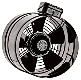 Axial Rohrventilator TURBO Be-Abluft Lüfter Axialventilator Radial ø300 2025m³/h