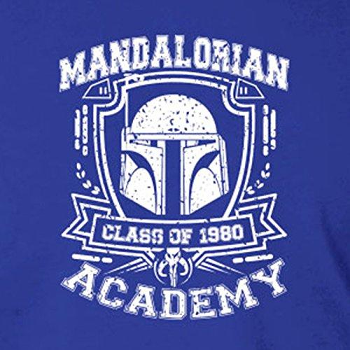SW: Mandalorian Academy - Stofftasche / Beutel Oliv