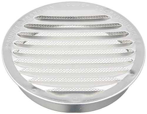 MAURICE FRANKLIN LOUVER RL-100 4 Mill Mini Louver (4 Pack), 4 by Maurice Franklin Louver