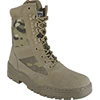 Savage Island Desert Camo Army Combat Patrol Tactical Boots Military