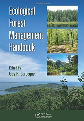 Ecological Forest Management Handbook (Applied Ecology and Environmental Management) (2015-12-23)