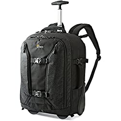 Lowepro Pro Runner RL x450 AW II - Mochila para cámara, color negro