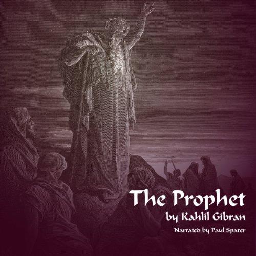 The Prophet  Audiolibri