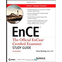 EnCase Computer Forensics: The Official EnCE : EnCase Certified Examiner Study Guide. includes DVD