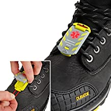 X1 Emergency Waterproof ID ICE SOS Universal Boot Tag - Site Worker Details PPE - Comes with THE CHEMICAL HUT® Antibac Pen.