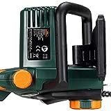 GARDEBRUK - Tronçonneuse électrique max. 2800W guide-chaîne 46cm frein vitesse 16m/s branche lubrification automatique de la chaîne Oregon 150ml huile