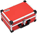 Ironside Alu-Werkzeugkoffer, rot