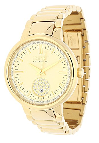 ESPRIT Collection Ladies Watch Maia Gold el101972 °F07