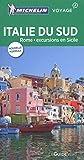 guide vert italie du sud rome excursions en sicile michelin