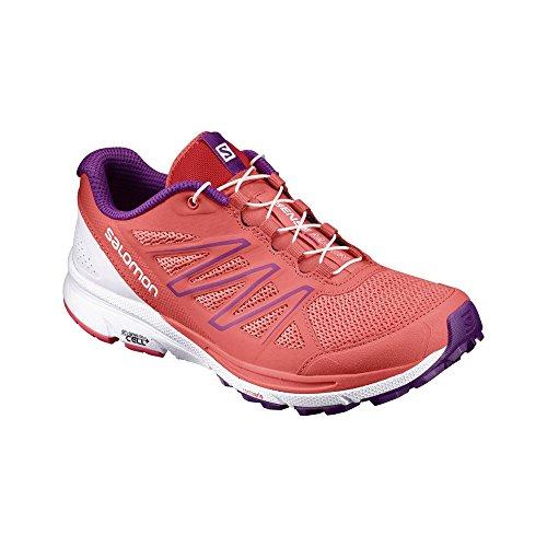 Salomon Sense Marin Women's Trail Laufschuhe - SS17 Pink