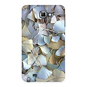 Beauty Leaves Back Case Cover for Galaxy Note