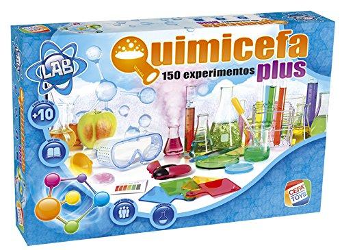 cefa-toys-21629-quimicefa-plus-juego-de-qumica