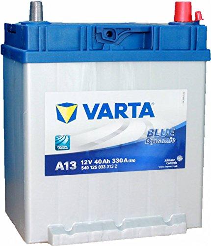 Preisvergleich Produktbild Varta A13 12V 40Ah 330 A(EN) Blue Dynamic Autobatterie ETN 540 125 033