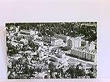 AK Kouvola; Luftbild, Teilansicht; Finnland; gelaufen 1958