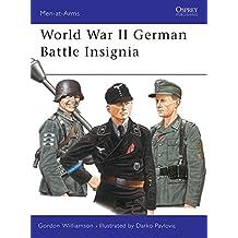 World War II German Battle Insignia (Men-at-Arms)