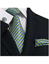 landisun Solid, Set de Cravates Homme