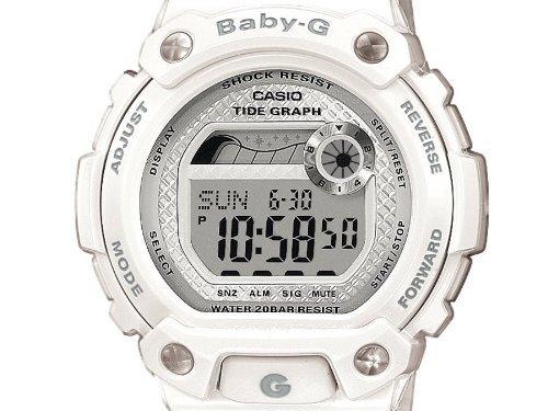 Casio Baby-G Damen-Armbanduhr Digital Quarz BLX-100-7ER - 2