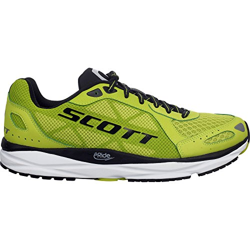 Scott Shoe Palani Trainer green/black Green/Black
