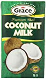 Grace Coconut Milk Premium 1 Litre (12 Pack)
