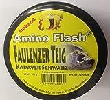 FTM Amino Flash Faulenzer Teig KADAVER - SCHWARZ New 2018 100g Dose
