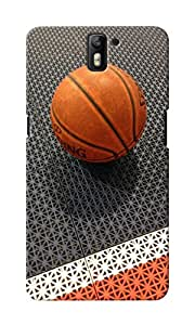 CimaCase BasketballDesigner 3D Printed Case Cover For OnePlus One