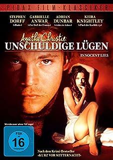 Agatha Christie: Unschuldige Lügen (Innocent Lies) / Nach dem Krimi-Bestseller KURZ VOR MITTERNACHT (Pidax Film-Klassiker)