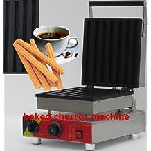Comercial Eléctrico Baked Churros máquina Churros Panificadora no-stick Churros eléctrica Ce certificación ...