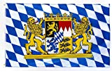 Star Cluster 90 x 150 cm Bayern Flagge/Bayern Fahne/Fanartikel/Bavaria Flag (Bavaria 90 x 150 cm)