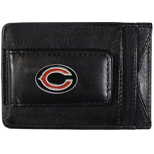 Siskiyou NFL-Kartenhalter aus Leder, Chicago Bears, Each