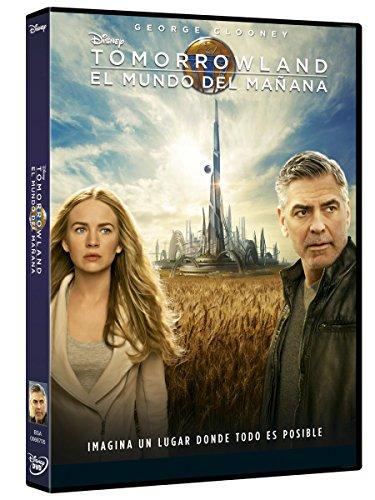 Tomorrowland: El mundo del mañana (DVD o Blu-ray)
