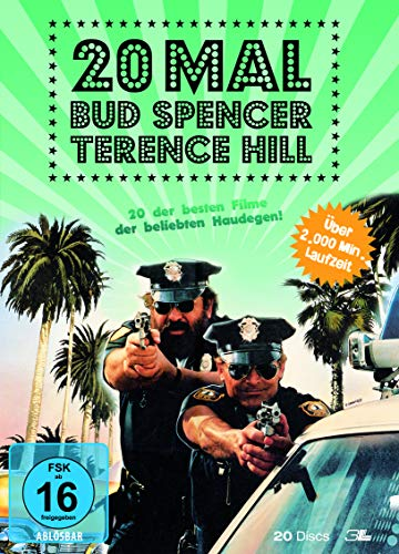Bud Spencer & Terence Hill - 20 Mal Bud Spencer & Terence Hill [20 DVDs]