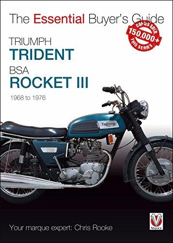 Triumph Trident & BSA Rocket III (Essential Buyer's Guide)
