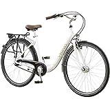 viking 28 Zoll Prelude Citybike Stadt Fahrrad Licht 7 Gang Nexus