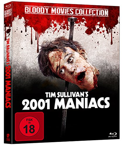 2001 Maniacs (Bloody Movies Collection, Uncut) [Blu-ray]