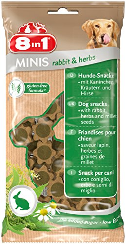 8in1 Minis Selection Hundesnack in 4 verschiedenen Sorten 8 x 100 g - 5