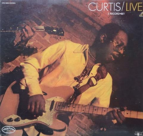 Curtis/Live [Import