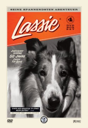 Lassie Collection - Volume 4 [4 DVDs]
