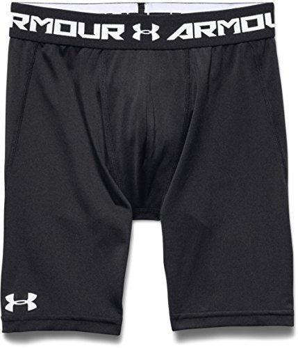 Under Armour Jungen Fitness Hose und Shorts Long Black