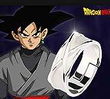 Skylynn--Anime Dragon Ball anillo Ring Longitud ajustable plata