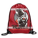 Ntpclsuits Bucky Barnes The Winter Soldier Drawstring Backpack Sack Bag/Travel Bag