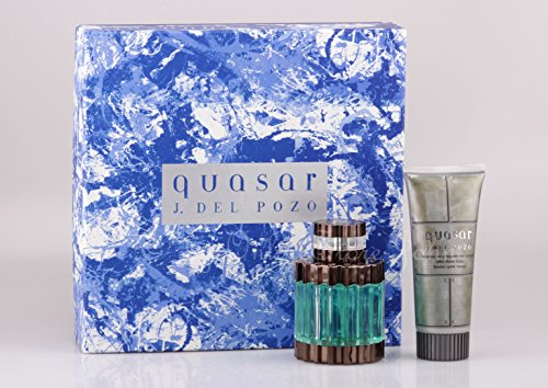 Jesus del Pozo Quasar Set Edt Jelly 125 ml After Shave Balm 100 ml