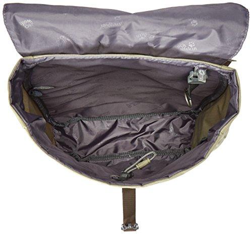 Jack Wolfskin Unisex Royal Oak Rucksack, One Size Khaki