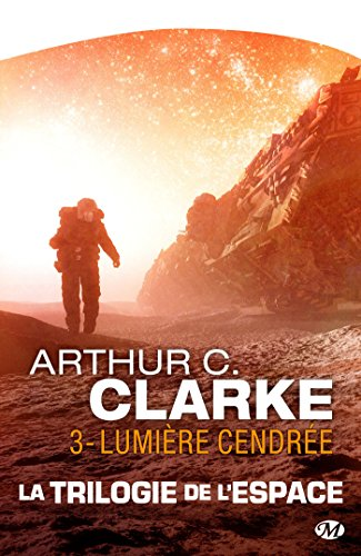 Book's Cover of Lumière cendrée